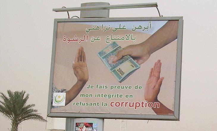 Prière pour dire « Non » à la corruption