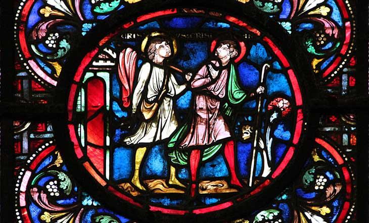 ✟Toute l'Actualité de notre Saint-Père le Pape François✟ - Page 4 1280px-0_Saint-Omer_-_Les_P%C3%A9lerins_-_Cath%C3%A9drale_Notre-Dame