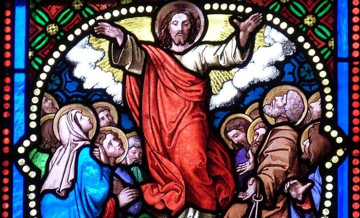 Prière universelle – 3ème dimanche après Pâques – 15 avril 2018