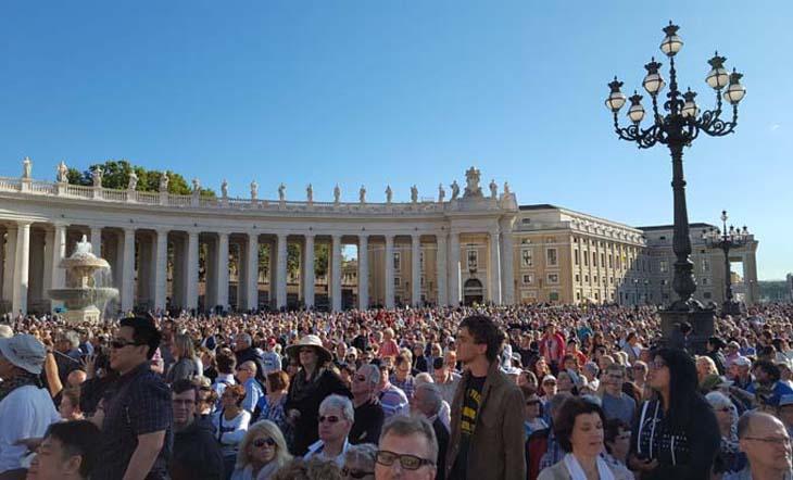 Prière universelle pour un dimanche – septembre 2018