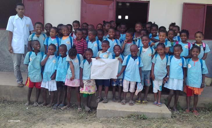 ARES agit pour l'éducation et la scolarisation des jeunes à Madagascar