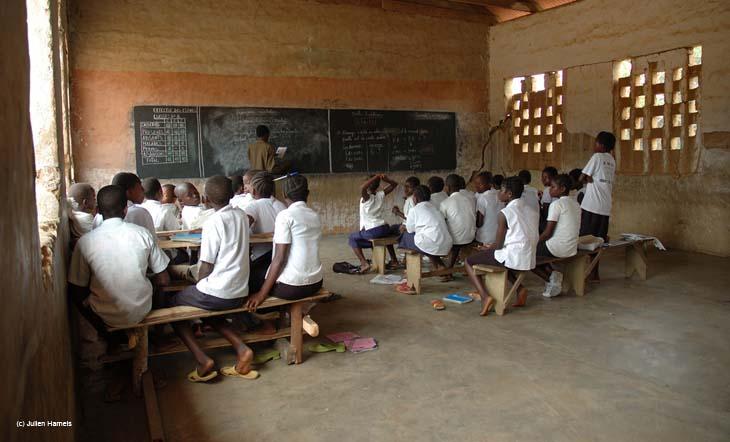 Des chiffres qui parlent : le taux de scolarisation en Afrique