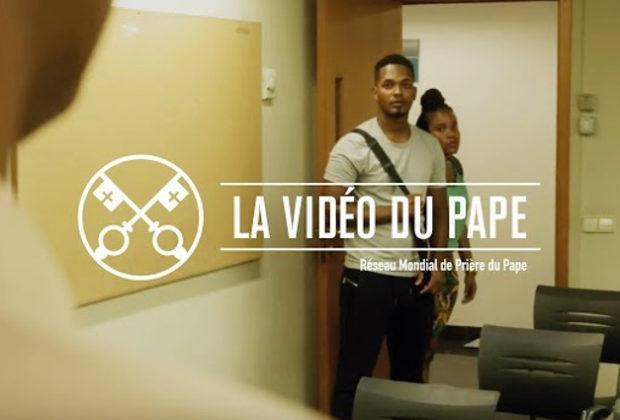 Les jeunes d'Afrique – La Vidéo du Pape – septembre 2018