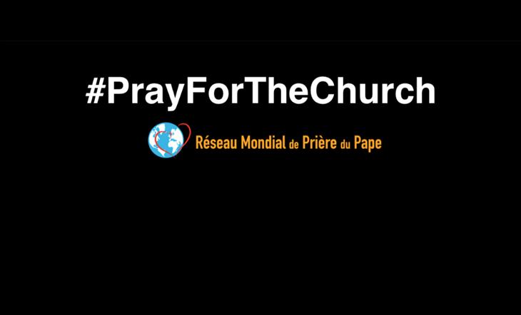 Campagne de prière spéciale Octobre 2018 à la demande du Pape François