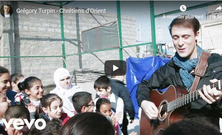 Grégory Turpin « Chrétiens d'Orient »