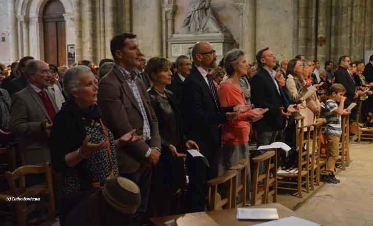 Soirée de prière : l'Église en Afrique, ferment d'unité