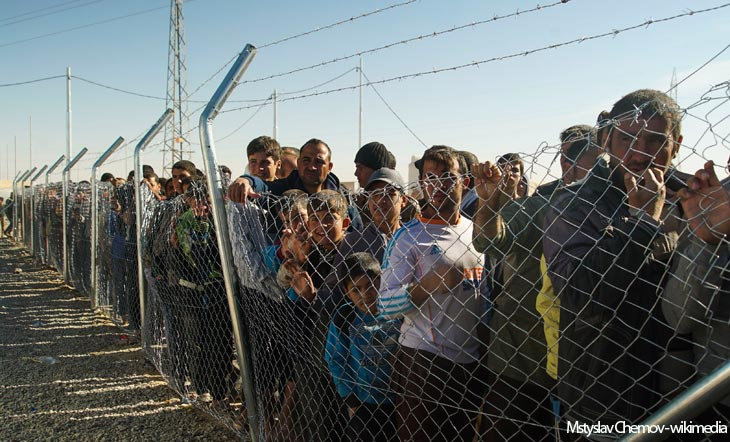 Le cri des migrants est celui de notre humanité