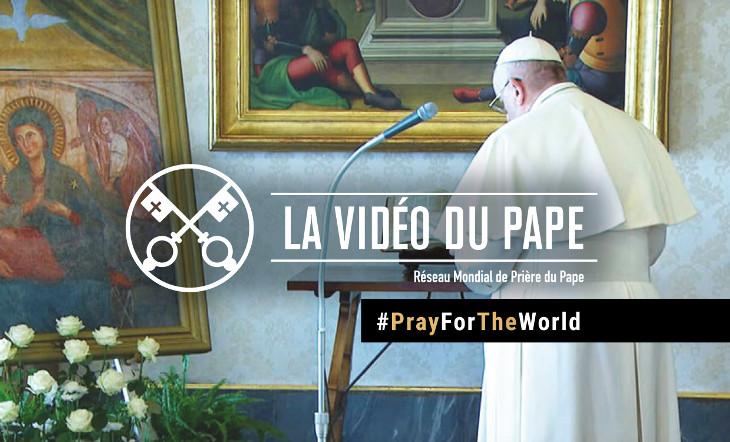 Vidéo spéciale du Pape François pour prier pour la fin de la pandémie