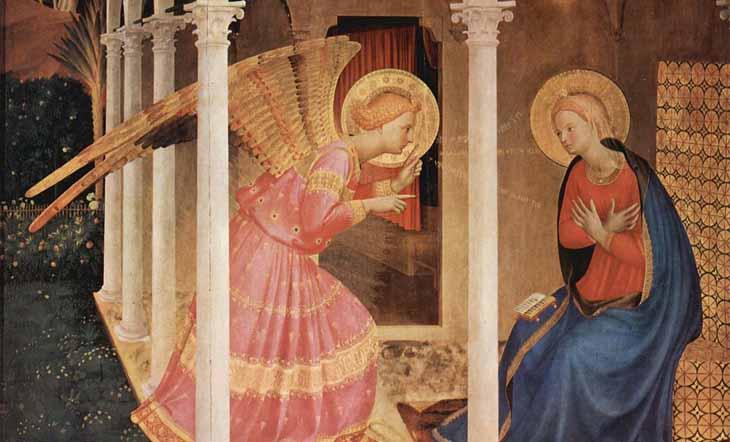 Prière à la Vierge Marie pour les diacres