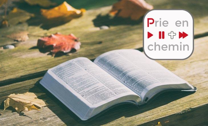 Prier avec la Parole