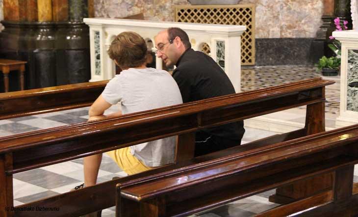 « Marianne, que Dieu notre Père te montre sa miséricorde… »