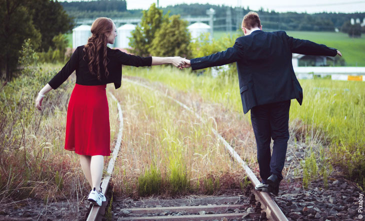 Nous avons appris qu'aimer c'est vouloir progresser ensemble