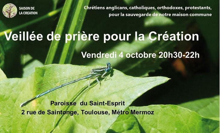 Journée de prière pour la Création